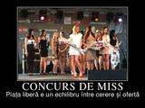 concurs de miss
