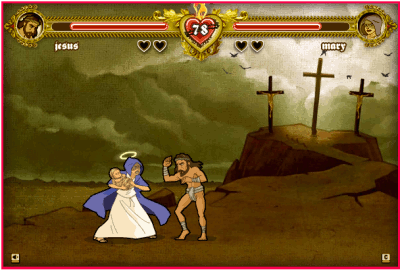 biblefight game
