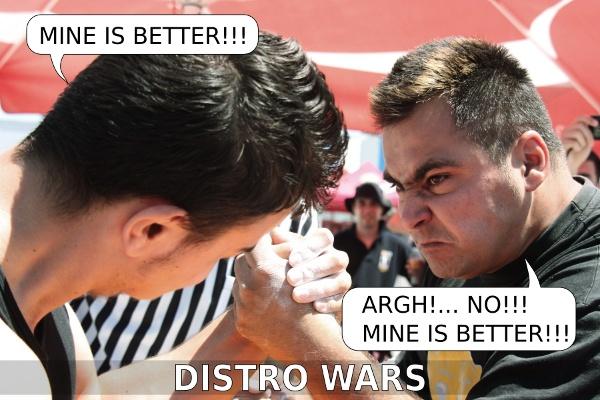 distro wars
