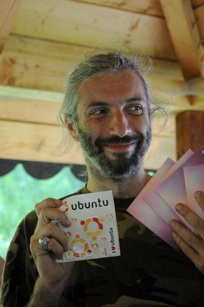 ubuntu man?