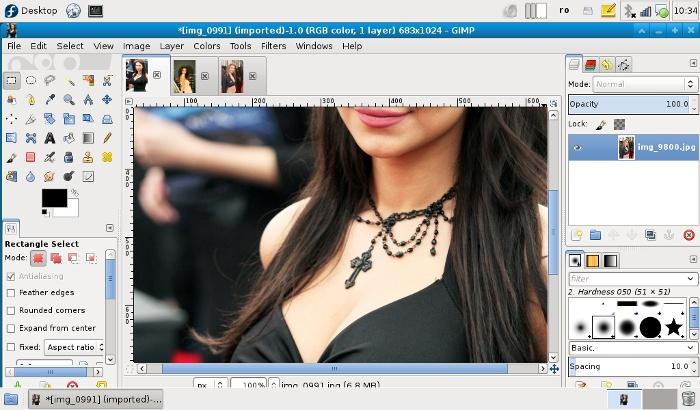 gimp 2.8 preview