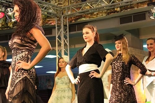 Fashion Show at Bucharest Luxury Show