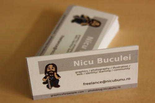 business card nicu