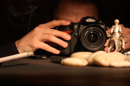 Making of: Object photography at Cursphoton