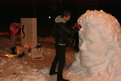 michael of the snow