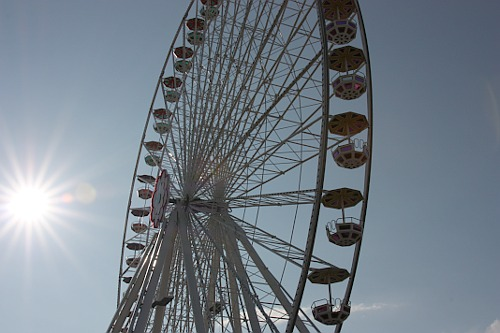 Prater: small wheel