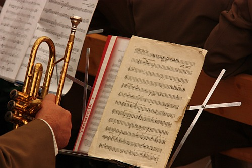 BucharestFoodFestival: music sheet