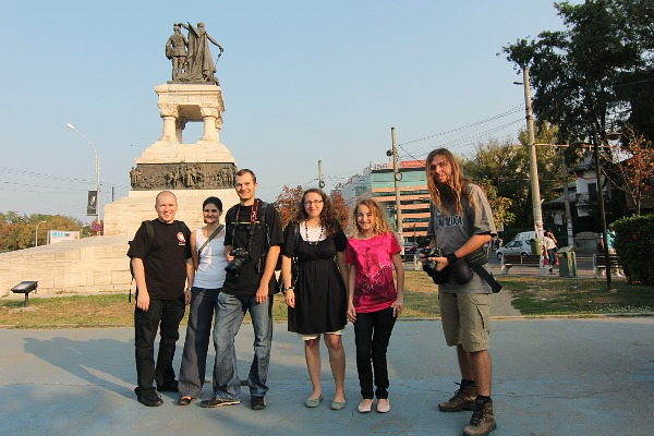 wiki takes bucharest