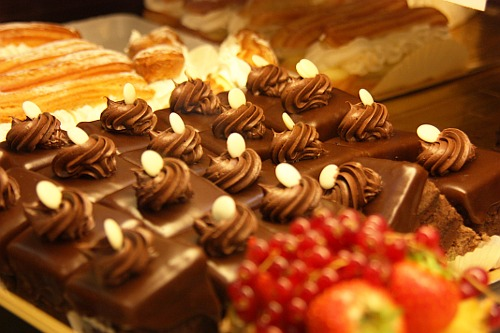 Sweets for everybody: cakes (amandina)