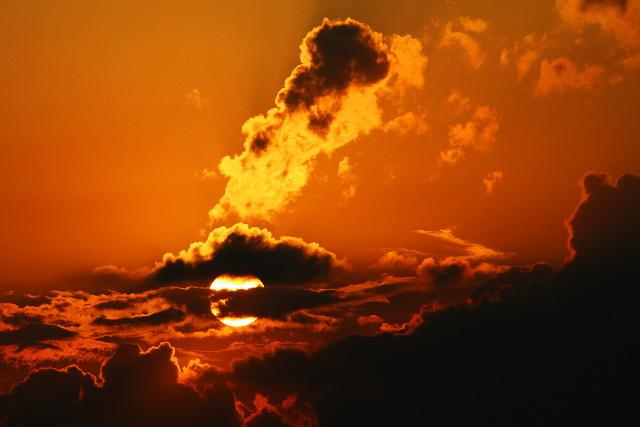 smoking sun