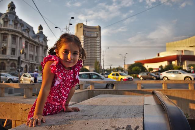 city girl