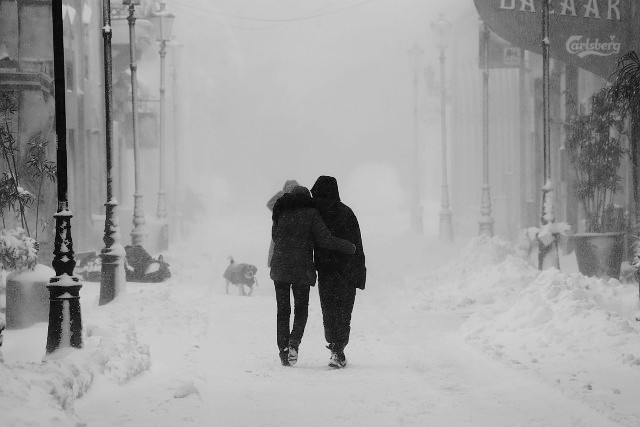 together in cold