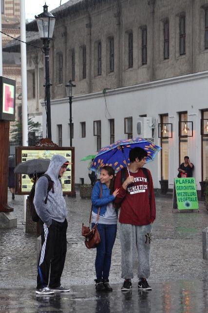 rain à trois