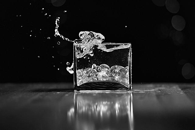 Black splash