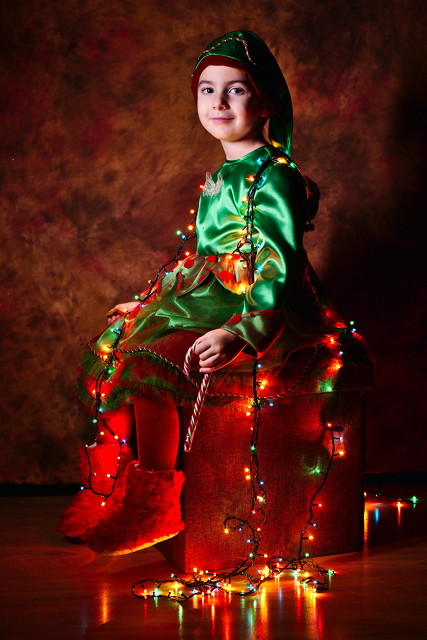 Sweet elf