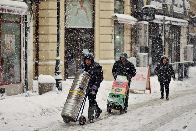 Winter supply