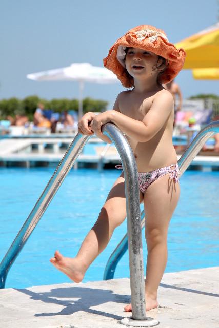 y the pool