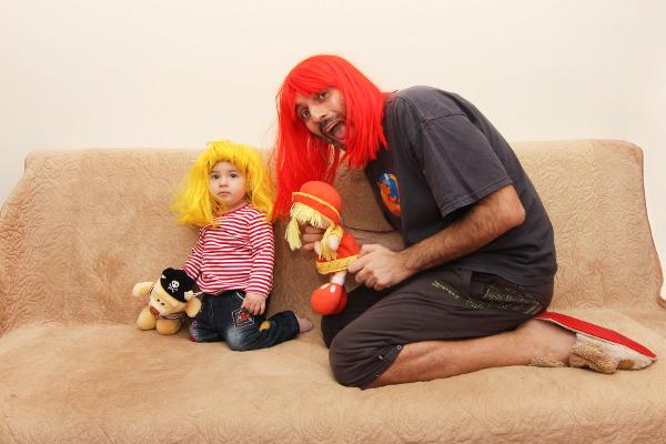 parenting dolls