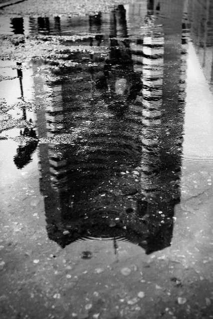 reflection on bucharest
