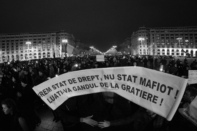 People against mafia