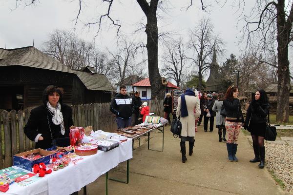 martisoare village museum