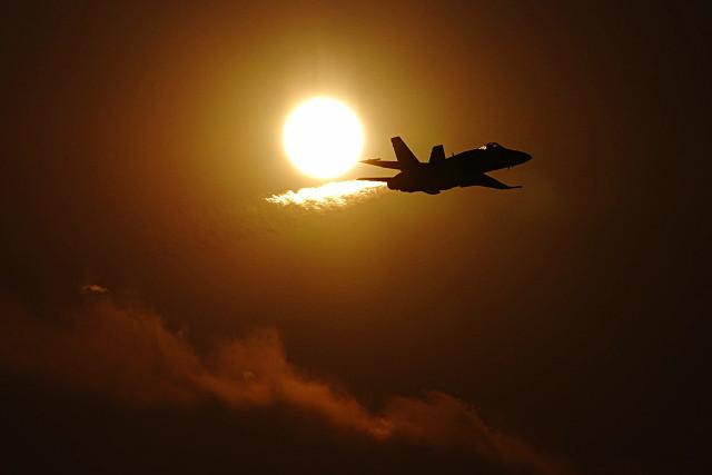 jet in the Sun