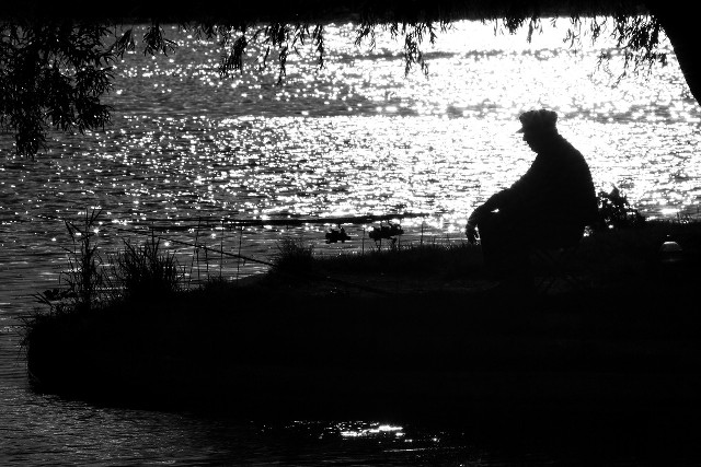loneliness of the fisherman