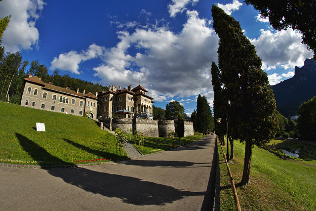 Road to the Castle